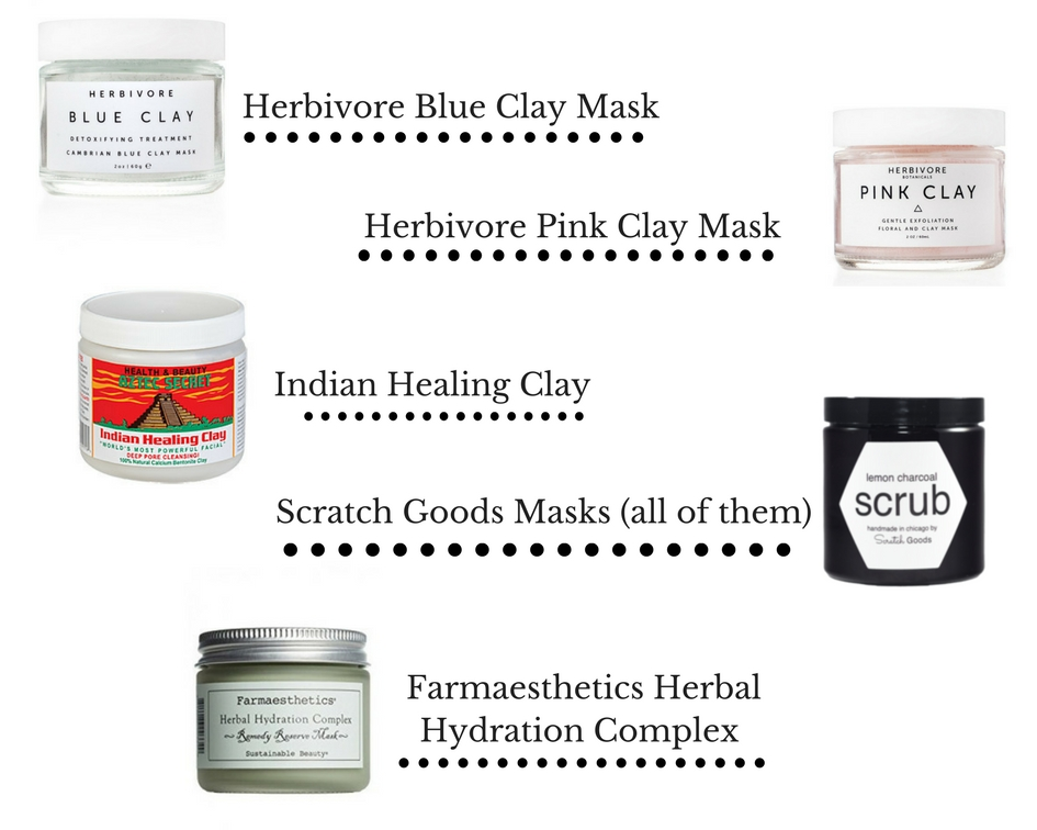 5 Non Toxic Face Masks That Are Worth It