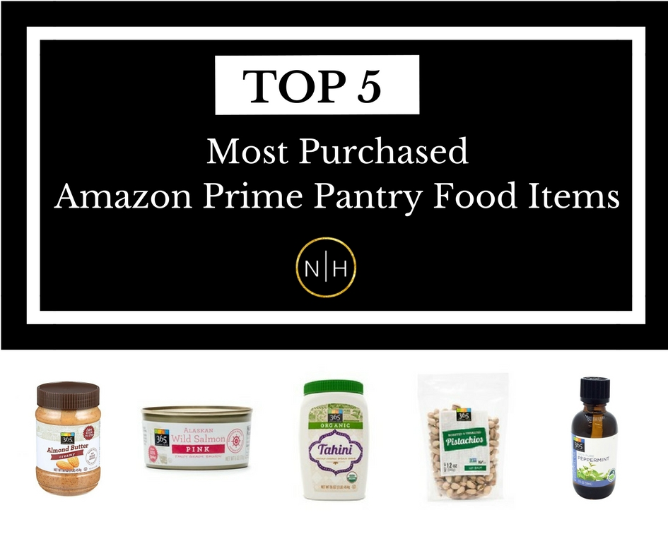 most bought items on amazon